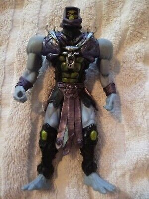 $8 • Buy Masters Of The Universe SKELETOR Loose Action Figure 2002