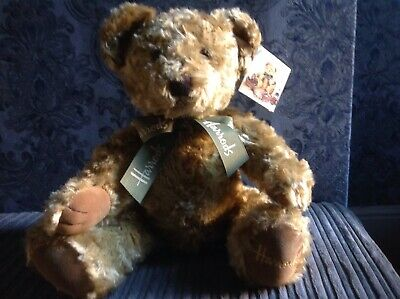 Harrods 100th Anniversary Teddy Bear. • 20£