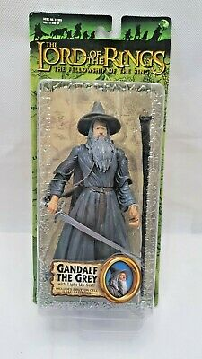Lord Of The Rings Gandalf The Gray With Blue Cloth Cape Action Figures,toybiz • 23£