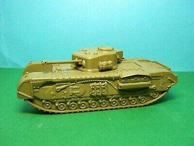 Airfix Compatible 1/32 Scale British Churchill Tank (brown)  • 14.95£
