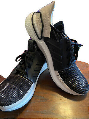 $ CDN67.23 • Buy Men's Adidas Ultra Boost 2.0 Size 13 Oatmeal/Black *Barely Used**Rare Color*