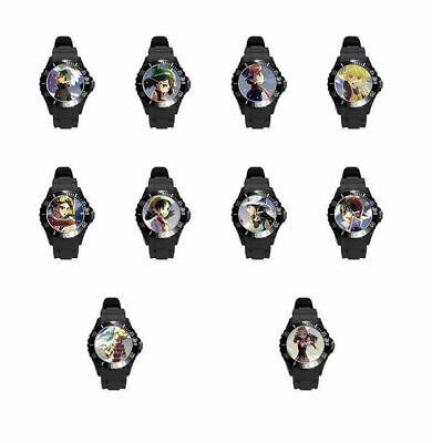 $25 • Buy Pokemon Gym Leaders Master Many Color Styles Plastic Soft Rubber Wrist Watch