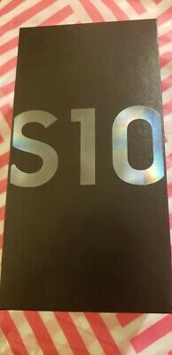 $ CDN730 • Buy Brand New Samsung Galaxy S10 - 128GB - Prism Black W Warranty (Unlocked)