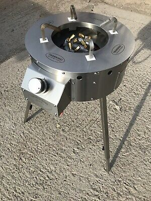 £1200 • Buy Portable Wok Cooker/ Bbq Outdoor Catering