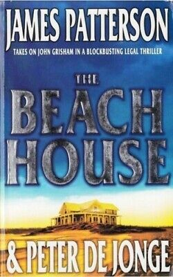AU12.95 • Buy The Beach House By Peter De Jonge, James Patterson (Paperback, 2003)