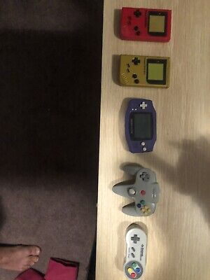 AU30 • Buy Nintendo 64 Controller Snes Controller And Gameboy Minis