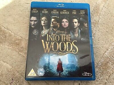 £4.95 • Buy Into The Woods - Blu-ray