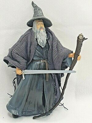 Lord Of The Rings Gandalf Blue Cloth Cape Action Figures,Toybiz • 24£