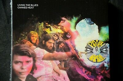 Canned Heat Living The Blues Double Digipak CD New + Sealed • 19.99£