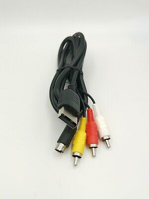 AU8.75 • Buy Dreamcast AV-composite / S-video 2in1 Cable
