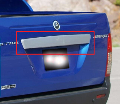 AU179.90 • Buy GENUINE NEW TAILGATE GARNISH SUITS SSANGYONG Actyon Sports 2006-2011 JYH