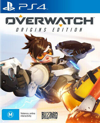AU40.95 • Buy Overwatch PS4 Game USED