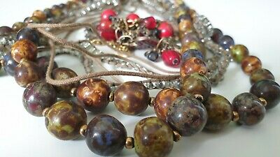Costume Jewellery Joblot Ladies Neckalces  • 4.89£