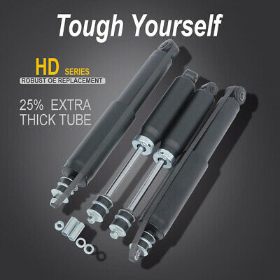 AU180 • Buy For 1991-2000 Mitsubushi Pajero NH NJ NK NL 4x4 Front & Rear Shock Absorbers