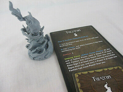 AU33.71 • Buy Cthulhu Wars TULZSCHA Great Old One NEW With Loyalty Card & SpellBook!!