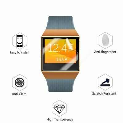 $ CDN8.53 • Buy 2x HD Full Screen Protector For Fitbit Ionic - High Quality Scratch Resistant A1