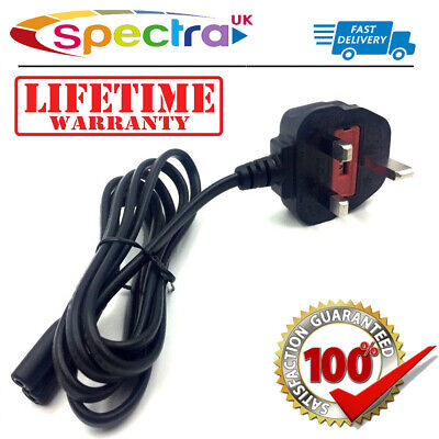 Samsung UE22H5000AK 22  Inch LED LCD TV Television Power Cable Lead Mains For • 10.99£