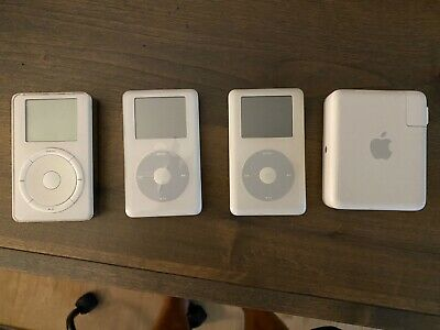 $ CDN130.50 • Buy Apple 1st Gen IPod - Lot Of Apple Collectibles