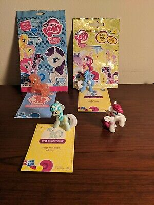My Little Pony G4 Blind Bag Wave 4 5 Lot Figures And Cards • 3.98£
