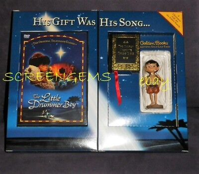 $395 • Buy Little Drummer Boy TV Keepsake Prototype Signed Eccles RARE Rankin Bass Bible