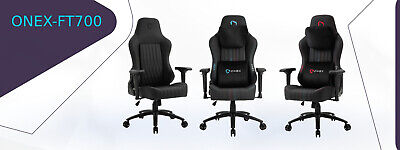 AU349 • Buy NEW ONEX FT700 France Tournament Edition Ergonomic Gaming Office Chair Aerocool