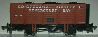 Dapol  Open Wagon With Coal Co-operative Society Dover Court Bay As N E W Boxed • 14.60£