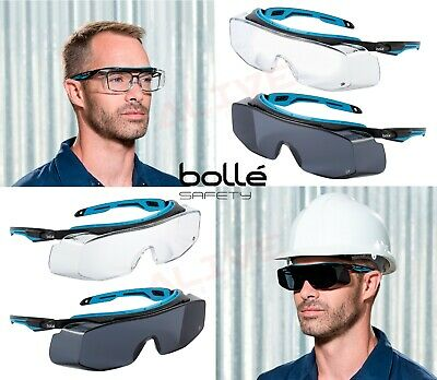 Bolle TRYON OTG Safety Goggles Eyewear Fit Over Prescription Spectacles Glasses • 16.98£