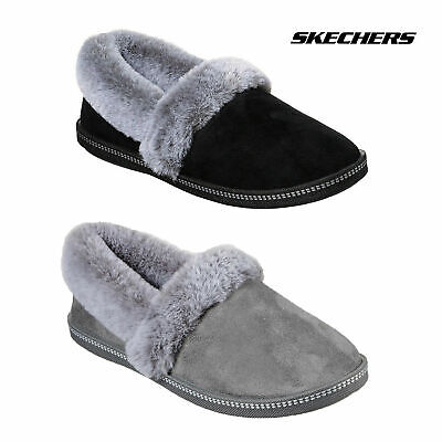Skechers Womens Cozy Campfire Team Toasty Memory Foam Slip On Slippers • 31.98£