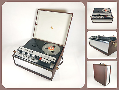 HMV His Masters Voice 2208 Reel To Reel Tape Player / Recorder | Audiophile HiFi • 100£