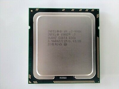 $ CDN163.66 • Buy Intel I7 990x Lga 1366