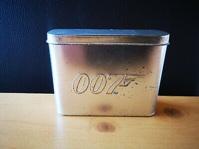 Collectable 007 Spy Files Tin, Decode Lenses And Cards. 2002.  • 12.99£