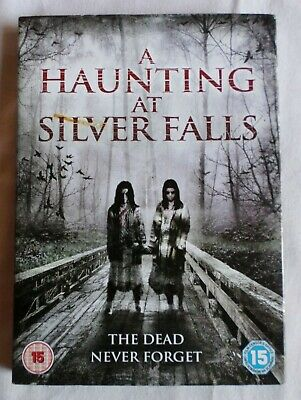 A HAUNTING AT SILVER FALLS - The Dead Never Forget (Region 2 DVD) • 1.25£