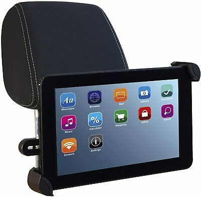 £5.79 • Buy  Car Seat Headrest Holder Mount For 7 -10.5   Screen IPad Tablets AA Universal