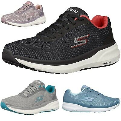Womens Sketchers Go Run Pure Walking Work Lace Up Gym Sports Trainer Shoes Size  • 44.95£