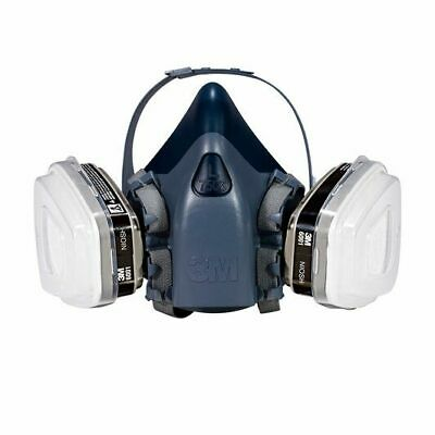 $ CDN55.67 • Buy 3M, 7 IN 1, 7501 Half Face Reusable Respirator For Spraying & Painting, SMALL