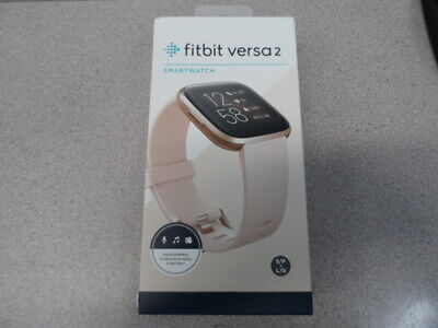 $ CDN237.33 • Buy Fitbit FB504RGPK Versa 2  Health & Fitness Smartwatch New Sealed