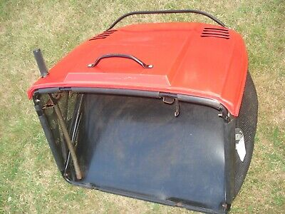 GRASS COLLECTOR BOX For MTD LAWNFLITE YARDMAN Ride On Mower Lawnmower Tractor. • 75£