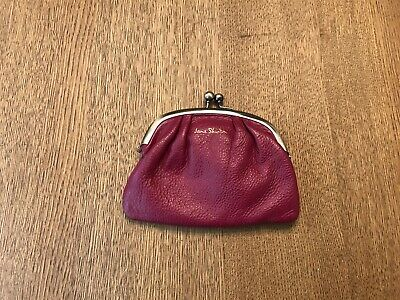 Jane Shilton Clasp Leather Purse • 5£