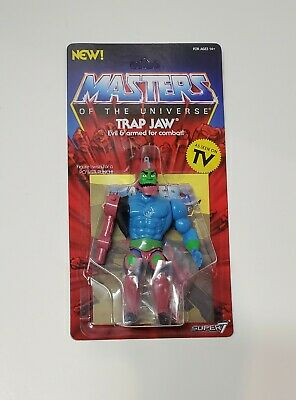 $19.99 • Buy SUPER7 Masters Of The Universe Trap Jaw