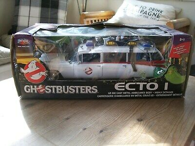 Ghostbusters Ecto 1 1/21 Scale Model Car Boxed • 129.99£
