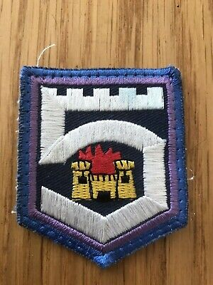 Irish Defence Forces Army Badge Patch • 6£