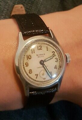 $ CDN900 • Buy Rolex For Birks, Manual Wind Calibre 700 Vintage Watch