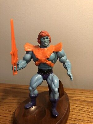 $89 • Buy Vtg 1982 He-man Blue Faker Masters Of The Universe 100% Nice Rare