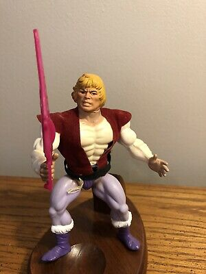 $45 • Buy Vtg 1981 He-man Figure Prince Adams 100% Complete Masters Of The Universe Rare