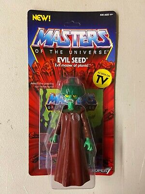 $28.98 • Buy Super7 Masters Of The Universe EVIL SEED Action Figure MOTU MOC