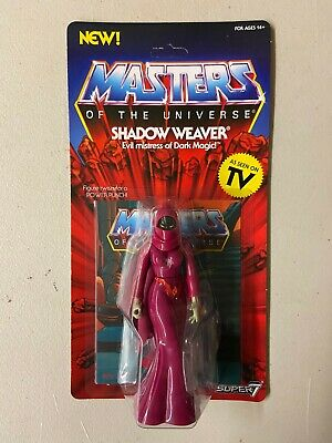 $37.98 • Buy Super7 Masters Of The Universe SHADOW WEAVER Action Figure MOTU MOC