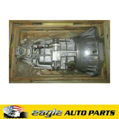 AU1950 • Buy Holden Ra07 Rodeo 4x4 Manual Transmission Suits 4jj1 Diesel Engine # 98090195