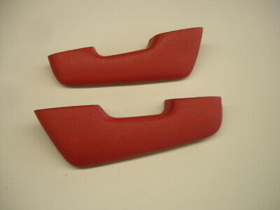 AU95 • Buy Ford Falcon Xk/xl/xm/xp Armrests X2 (red) - Repro