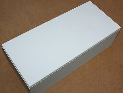 IKEA Vattern Wall-mount Bathroom Cabinet. Lonnen Gloss White Door. • 8£
