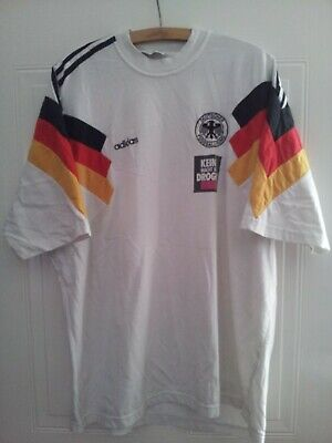 Germany Vintage Football Shirt Trikot 90's Adidas Retro Mens Soccer XXL Rare • 49.99£